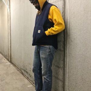 Carhatt Men's Vest New Condition still Feels New
